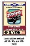 Bravo labels